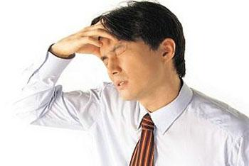 神经官能症发病后的症状表现