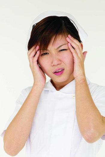 头痛头晕造成失眠怎么办