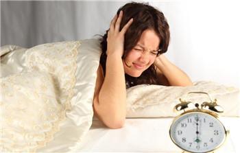 致使失眠的五个病因